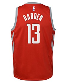 James Harden Houston Rockets Icon Swingman Jersey, Big Boys (8-20)