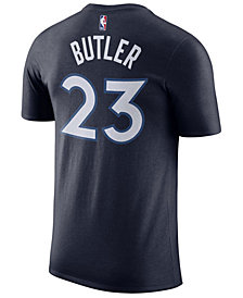 Nike Men's Jimmy Butler Minnesota Timberwolves Name & Number Player T-Shirt