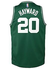 Gordon Hayward Boston Celtics Icon Swingman Jersey, Big Boys (8-20)