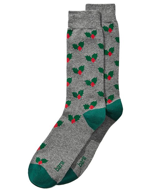 Bar III Men's Holly Socks, Created for Macy's