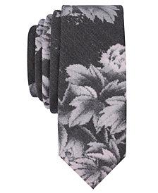 Original Penguin Men's Dawne Floral Skinny Tie