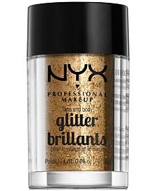 NYX Professional Makeup Face & Body Glitter Brilliants