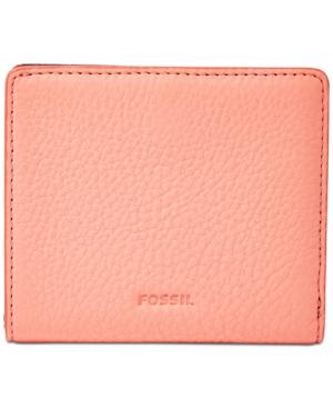 Fossil Emma Rfid Leather...
