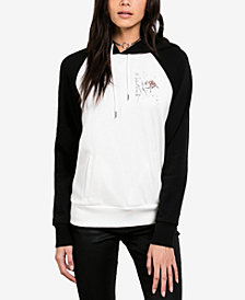 Volcom Juniors' Gettin' Shacked Graphic Hoodie