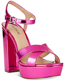 Call It Spring Thorerien Platform Sandals