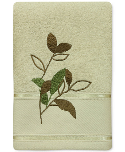 Bacova Sheffield Cotton Embroidered Hand Towel