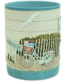 Bacova Beach Cruiser Wastebasket