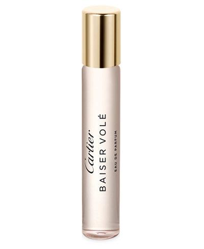 Cartier Baiser Volé Eau de Parfum Travel Spray, 0.3 oz.