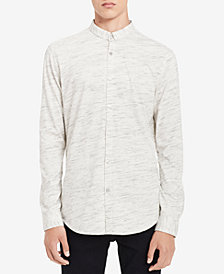 Calvin Klein Men's Jersey Heathered Shirt