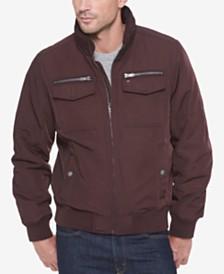 Tommy Hilfiger Men's Four-Pocket Performance Jacket