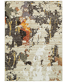 "Oriental Weavers Evolution Cavern 6'7"" x 9'6"" Area Rug"
