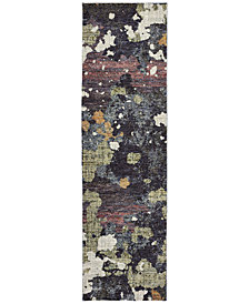 "Oriental Weavers Evolution Jaxon 2'3"" x 8' Runner Area Rug"