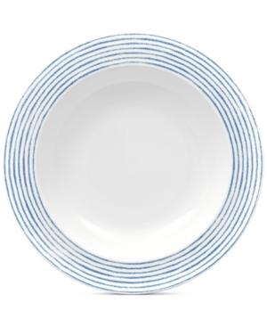 Noritake Blue Hammock Pasta Bowl