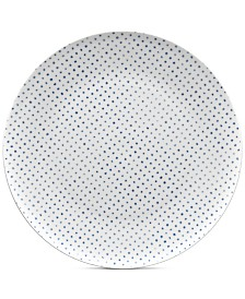 Noritake  Hammock Coupe Dots Dinner Plate, Created for Macy's