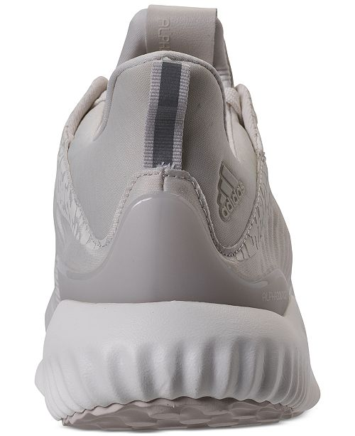 9c71defc1 ... adidas Men s AlphaBounce EM HPC Running Sneakers from Finish Line ...