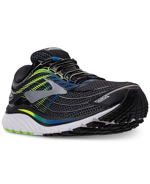 01fdafdfbb291 Brooks Men s Glycerin 15 Running Sneakers from Finish Line ...