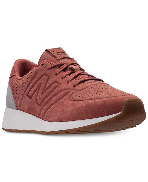 f00cf70266aa9 New Balance Men s 420 Casual Sneakers from Finish Line   Reviews ...
