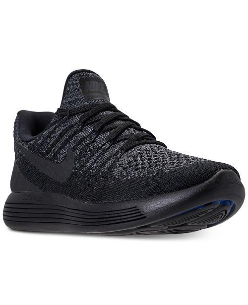 20cfdec05086a ... Nike Women s LunarEpic Low Flyknit 2 Running Sneakers from Finish ...