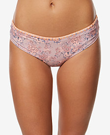 O'Neill Juniors' Calvin Hipster Cheeky Bikini Bottoms