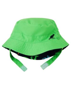 Carters Reversible DinosaurPrint Bucket Hat Baby Boys (024 months)
