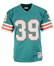Men's Larry Csonka Miami Dolphins Replica Throwback Jersey