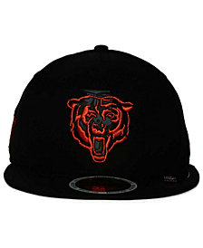 New Era Chicago Bears State Flective Metallic 59FIFTY Fitted Cap