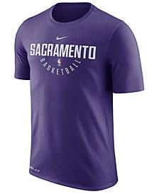 Nike Men's Sacramento Kings Dri-FIT Cotton Practice T-Shirt