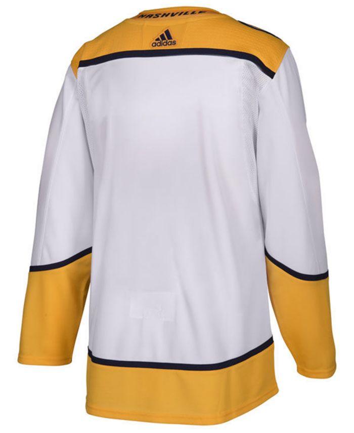Adidas Men's Nashville Predators Authentic Pro Jersey & Reviews - Sports Fan Shop By Lids - Men - Macy's