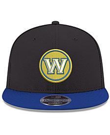 New Era Golden State Warriors Basic Link 9FIFTY Snapback Cap