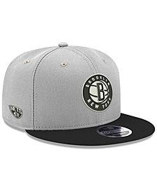 New Era Brooklyn Nets Basic Link 9FIFTY Snapback Cap
