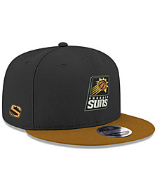 New Era Phoenix Suns Basic Link 9FIFTY Snapback Cap