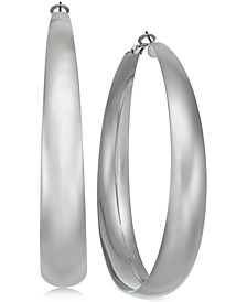 """Extra Large 3"""" Hoop Earrings, Created for Macy's"""