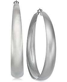 "Thalia Sodi Extra Large 3"" Hoop Earrings, Created for Macy's"