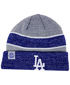 New Era Los Angeles Dodgers On Field Sport Knit Hat
