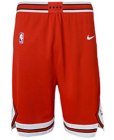 Nike Chicago Bulls Icon Swingman Shorts, Big Boys