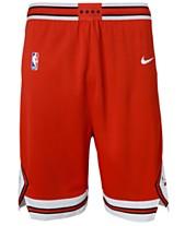 cac55b01ae4 Nike Chicago Bulls Icon Swingman Shorts