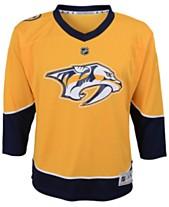e98e6f14e Authentic NHL Apparel Nashville Predators Blank Replica Jersey