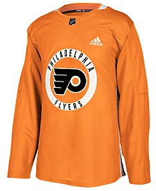 adidas Men's Philadelphia Flyers Authentic Pro Practice Jersey