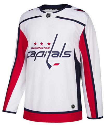 adidas Men's Washington Capitals Authentic Pro Jersey