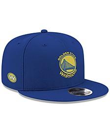 Golden State Warriors Basic Link 9FIFTY Snapback Cap