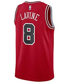 Men's Zach LaVine Chicago Bulls Icon Swingman Jersey