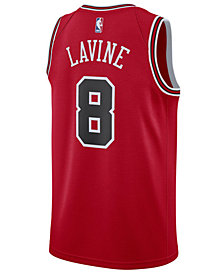 Nike Men's Zach LaVine Chicago Bulls Icon Swingman Jersey