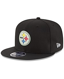 Pittsburgh Steelers Team Color Basic 9FIFTY Snapback Cap