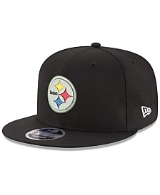 New Era Pittsburgh Steelers Team Color Basic 9FIFTY Snapback Cap
