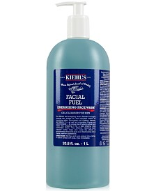 Kiehl's Since 1851 Facial Fuel Energizing Face Wash, 33.8 fl. oz.