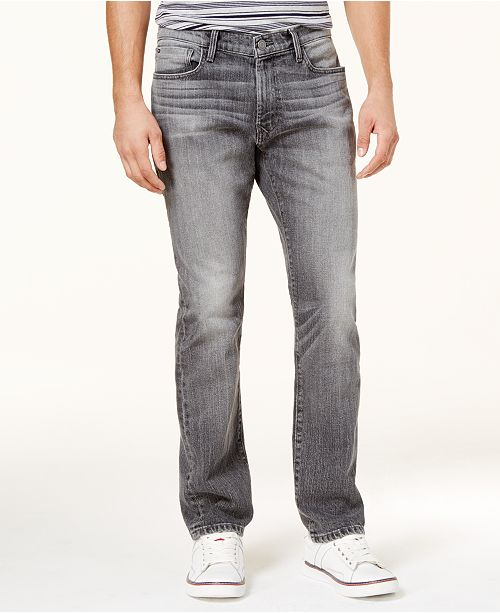 Tommy Hilfiger Men's Straight-Leg Skyler Jeans, Created for Macy's