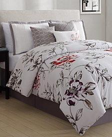 Sorelle 7-Pc. King Comforter Set