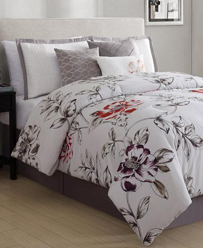 Sorelle 7-Pc. King Comforter Set