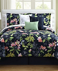 Augustine 7-Pc. Queen Comforter Set