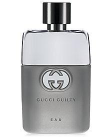 Gucci Guilty Men's EAU Pour Homme Eau de Toilette Spray, 1.6 oz.
